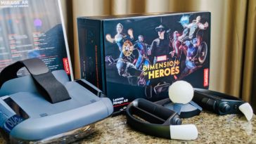 Lenovo Marvel Dimension of Heroes