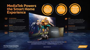 mediatek1 364x205 - MediaTek announces MT5670 chipset for Smart TVs