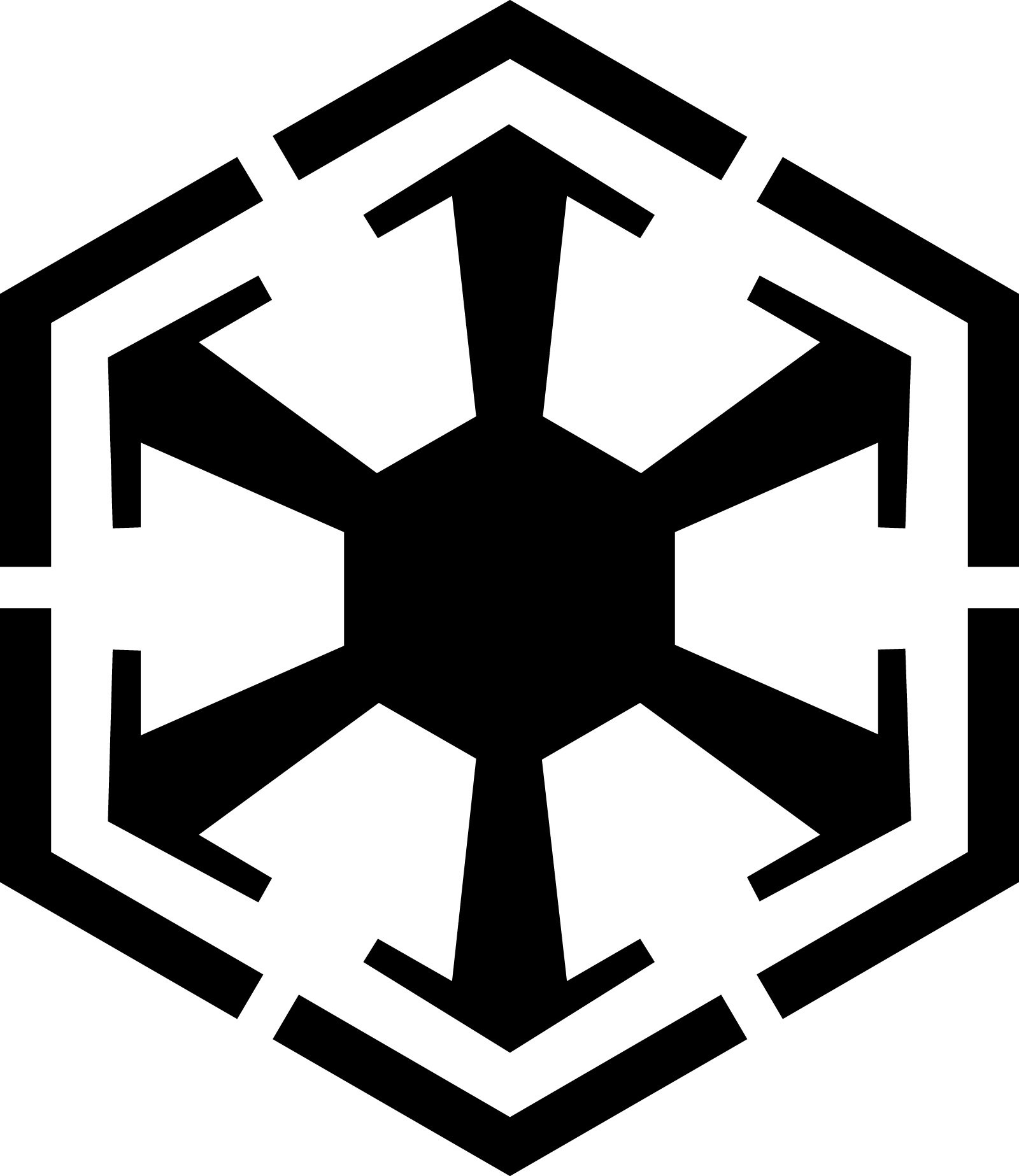 Most popular Sith symbol