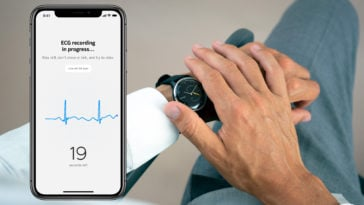 move ecg 4 364x205 - Withings' Move  ECG smartwatch is designed to save lives