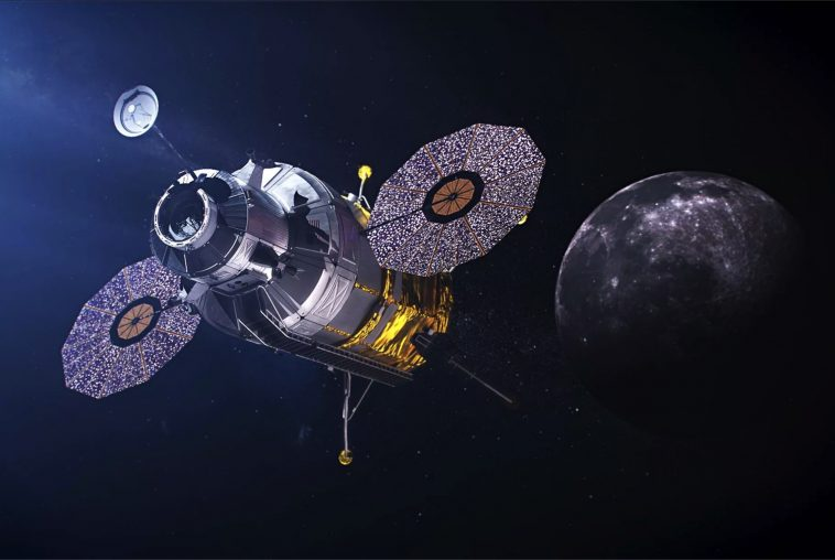 NASA calls for proposals for ships that will transport humans to the Moon 11