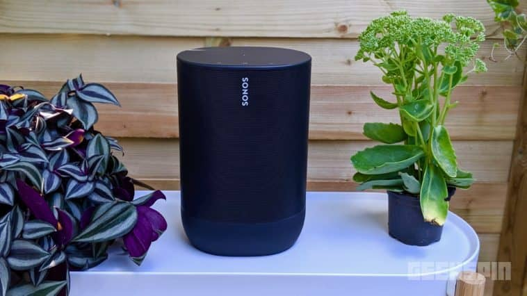 sonos move 2 1 758x426 - Sonos Move review: Fantastic both indoors and outdoors
