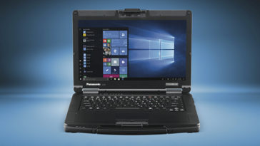 tb1 364x205 - Panasonic's Toughbook 55 offers 40-hour battery life