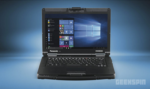 Panasonic's Toughbook 55 offers 40-hour battery life 14