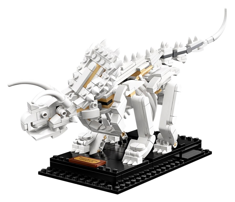 The LEGO Ideas Dinosaur Fossils set is perfect for natural history enthusiasts 22