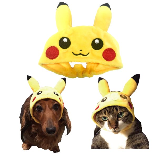 This Pokemon pet clothing line will instantly make your dogs and cats look extra adorable 13