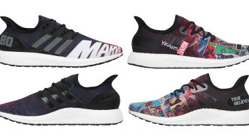 The adidas AM4 sneakers celebrating Marvel's 80th anniversary are now on sale 15