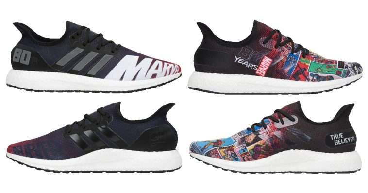 The adidas AM4 sneakers celebrating Marvel's 80th anniversary are now on sale 13
