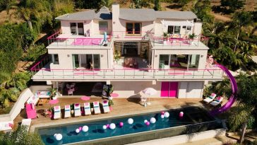 Barbie is renting out her Malibu Dreamhouse on Airbnb for $60 a night 19