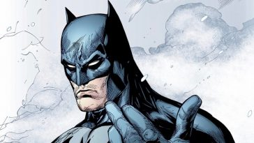 Comic book writer Scott Snyder thinks Batman is happy being Batman 16