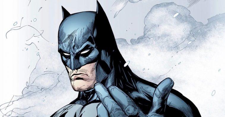 Comic book writer Scott Snyder thinks Batman is happy being Batman 13