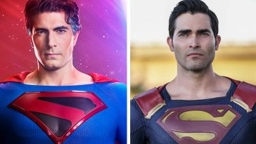 Superman actors Brandon Routh & Tyler Hoechlin unite in a Crisis on Infinite Earths pic 16
