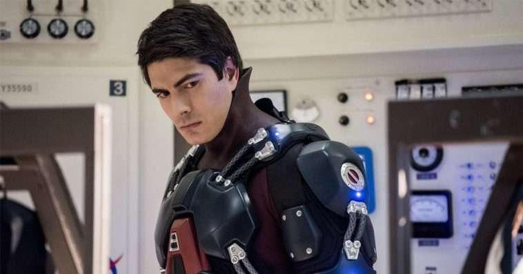 Brandon Routh posts a heartfelt goodbye to Legends of Tomorrow on Instagram 12