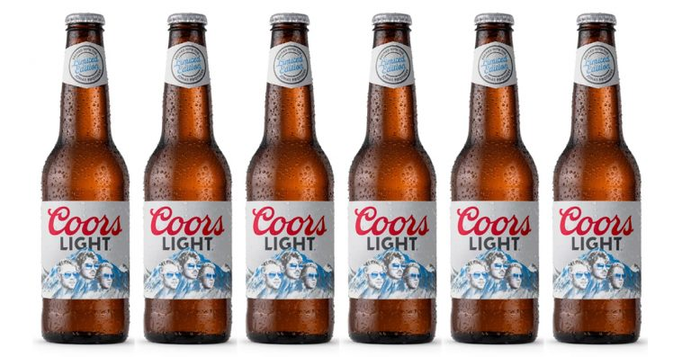 The Jonas Brothers' faces are on these limited-edition Coors Light bottles 14