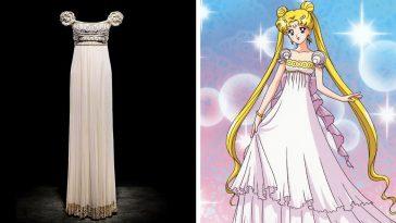 Dior Dress and Princess Serenity 364x205 - This Sailor Moon fan found Princess Serenity's dress in real life