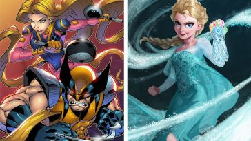 Disney Princess Marvel mashups featured image 364x205 - Disney Princess Marvel mashups