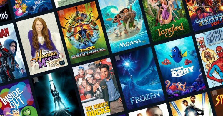 Here's every TV show and movie coming to Disney+ 10