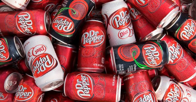 A cream-flavored Dr Pepper soda is coming out next year 12