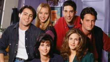 Jennifer Aniston says the Friends cast is working on a reunion project together 15