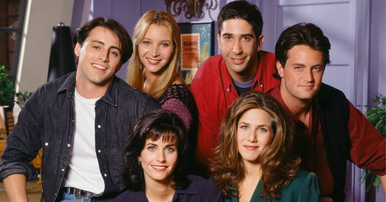 Jennifer Aniston says the Friends cast is working on a reunion project together 10