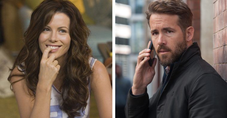 Kate Beckinsale is totally convinced that she looks 'exactly' like Ryan Reynolds 12
