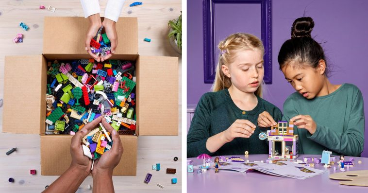 LEGO Replay helps you donate your pre-loved LEGO toys to kids who need them the most 13