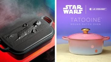 Le Creuset launches a Star Wars cookware line that includes a $900 Dutch oven 15