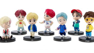 These BTS Mini Dolls from Mattel will melt your heart with cuteness 19