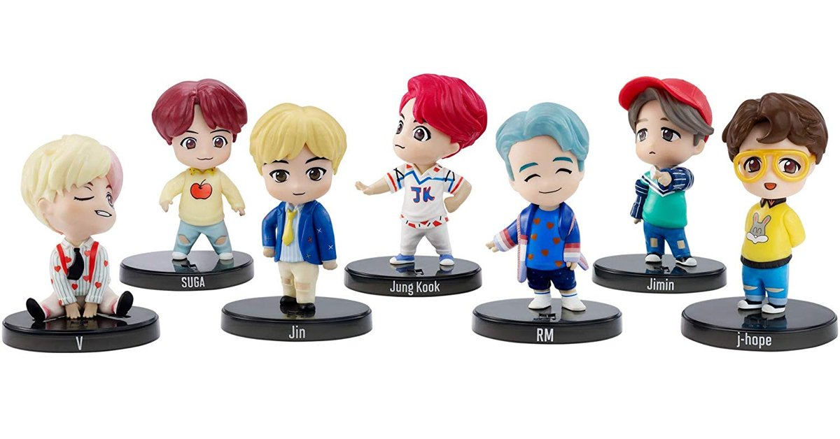 These BTS Mini Dolls from Mattel will melt your heart with cuteness 13