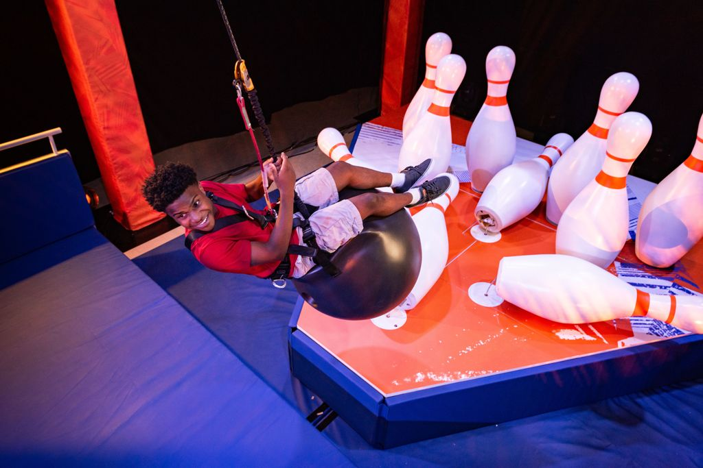 NERF Challenge live attraction is coming to Los Angeles this December 16