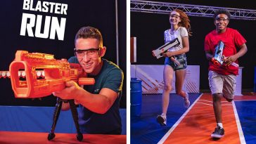 NERF Challenge new 364x205 - NERF Challenge live attraction is coming to Los Angeles this December