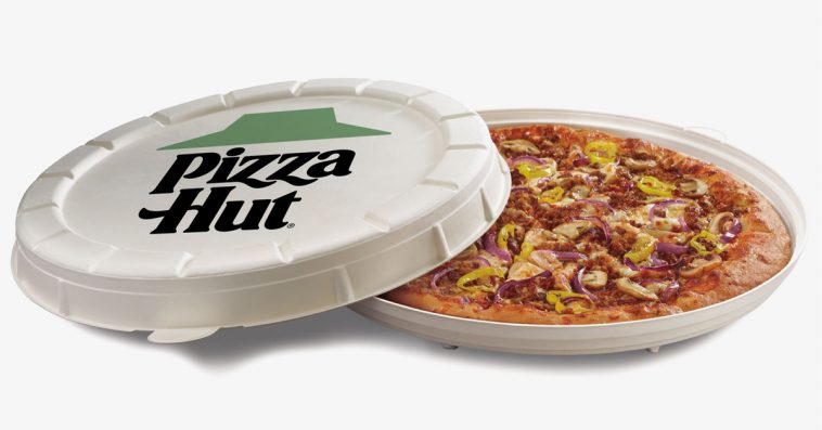Pizza Hut is testing round boxes and plant-based meat toppings in Phoenix 11