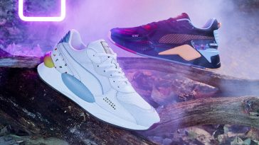 Puma's Tetris-themed sneaker and apparel collection is brimming with retro vibes 16