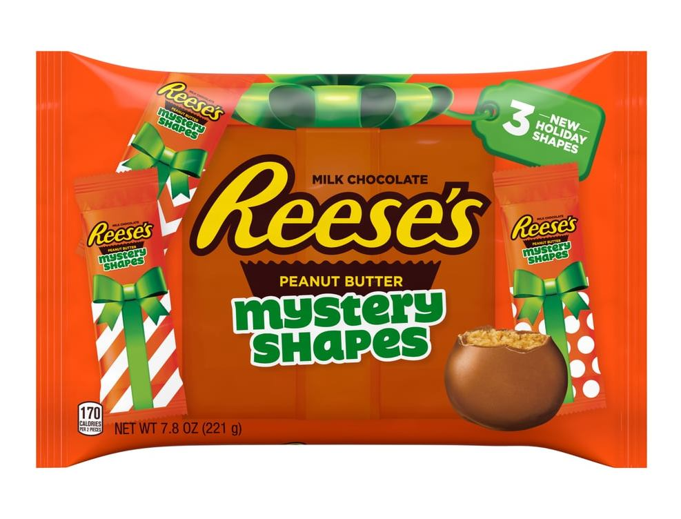 Hershey's 2019 holiday candy lineup adds cinnamon Kit Kats, Reese's Mystery Shapes & more 14