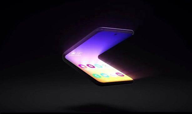 Samsung3 - Samsung teases a clamshell foldable smartphone