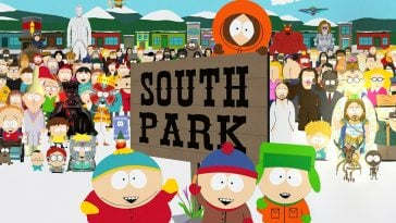 South Park has been banned in China after mocking the country's censorship rules 19