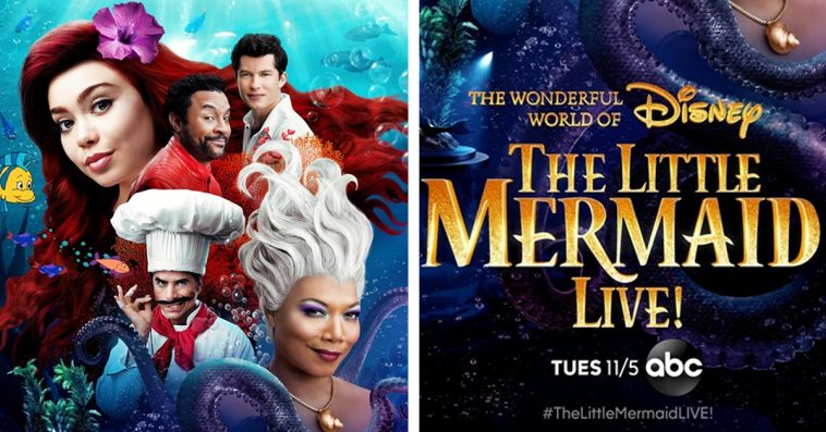 The Little Mermaid Live! stars tease what fans can expect from the ABC TV musical 12