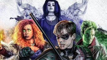 DC Universe's Titans will reportedly appear in Crisis on Infinite Earths crossover 26