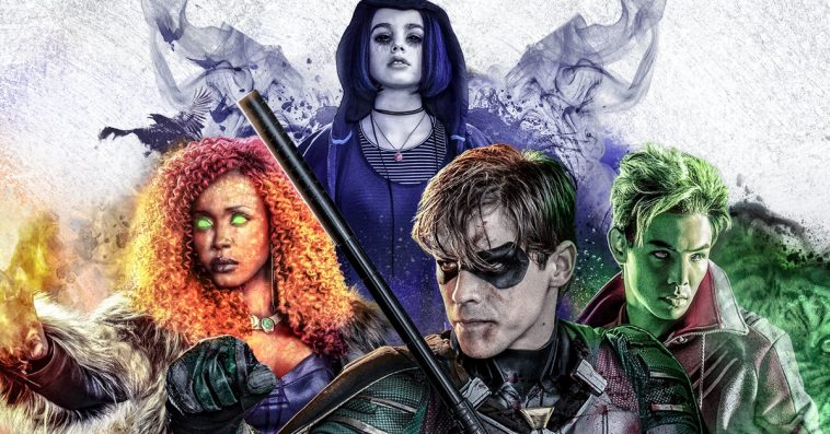 DC Universe's Titans will reportedly appear in Crisis on Infinite Earths crossover 12