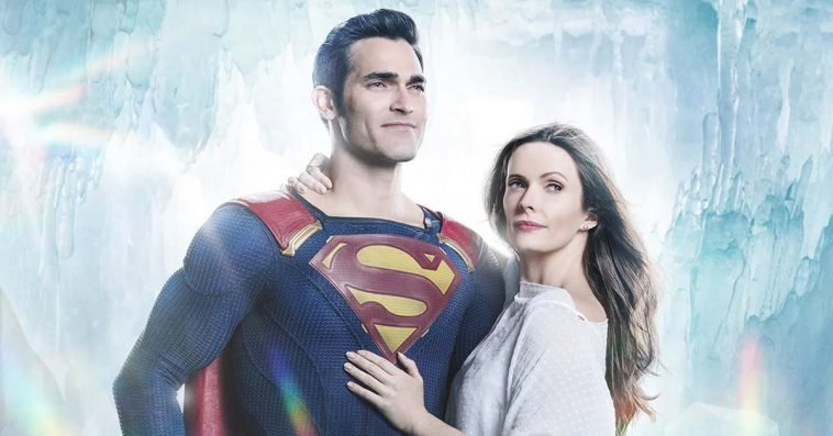 A Superman and Lois Lane series is in the works at The CW 13
