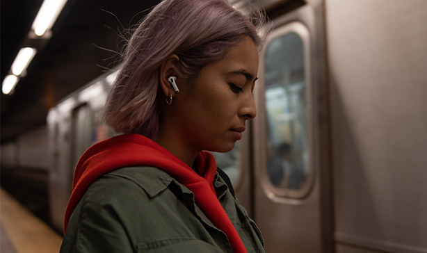 Apple announces AirPods Pro with Active Noise Cancellation 13