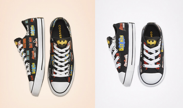 Holy smokes! Converse has a new line of Batman-themed shoes 15