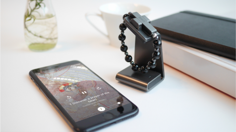 The Vatican has launched a 'click to pray' wearable rosary 13