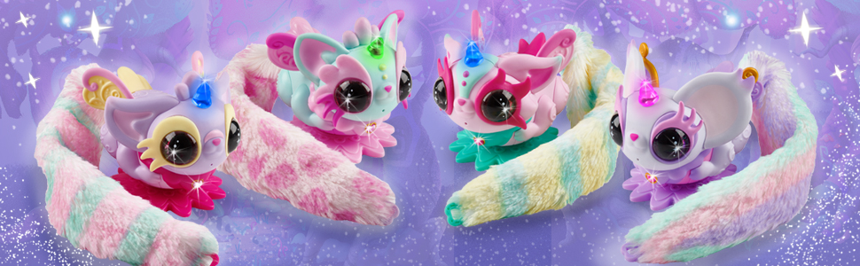 WowWee's Pixie Belles are interactive toy pets that spin, dance & kiss you on the cheek 11