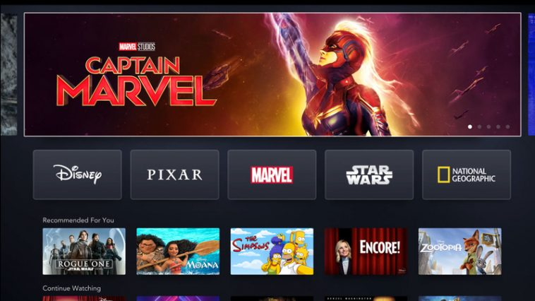 Disney+ downloads will vanish if a title is pulled from the service 10