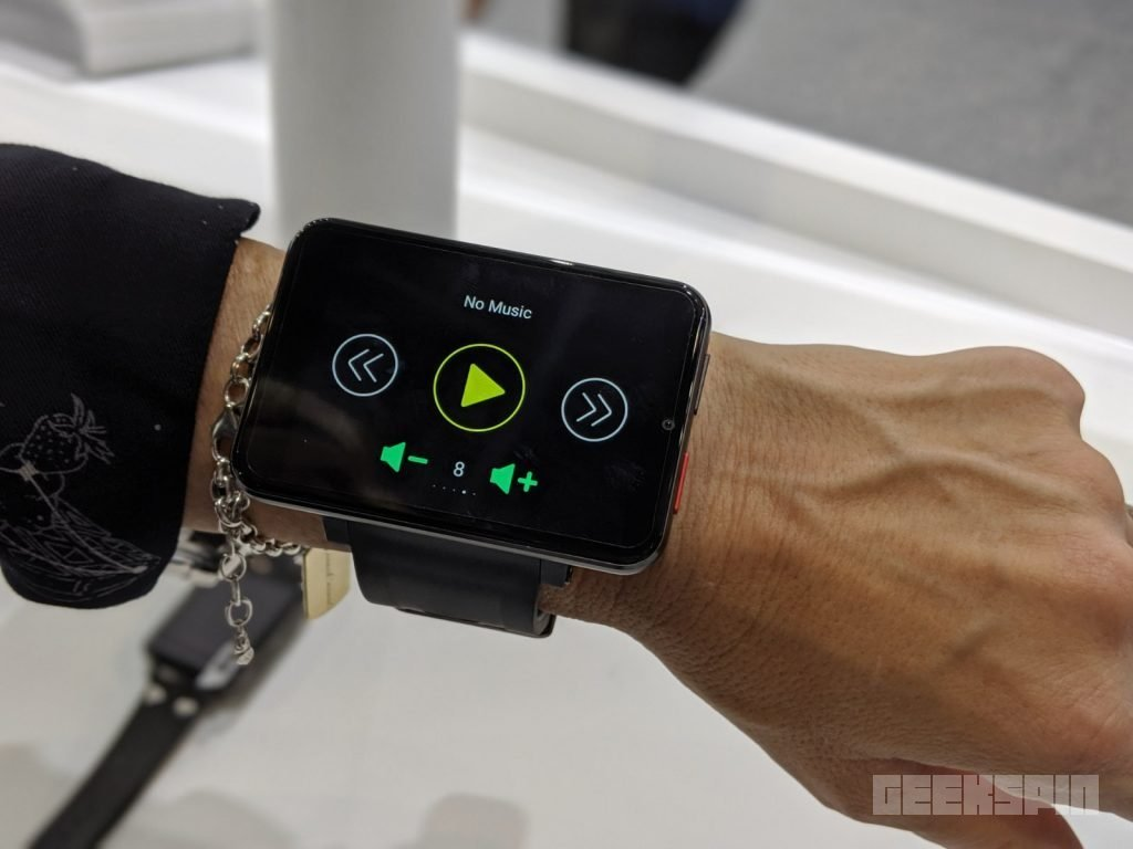 This smartwatch is literally a smartphone on your wrist 12