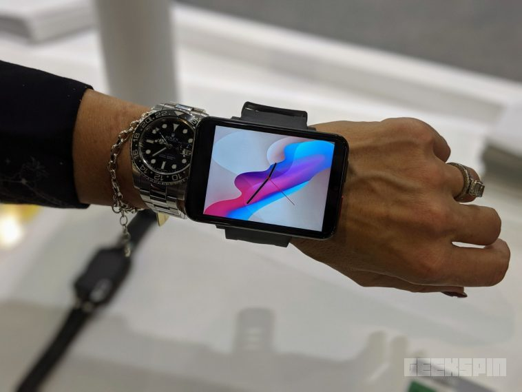 This smartwatch is literally a smartphone on your wrist 10