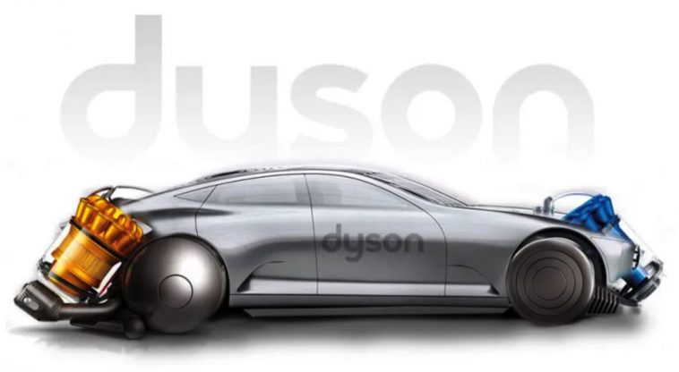 Dysons has abandoned its plans for an electric vehicle 12