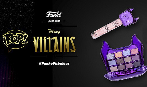 Funko's first makeup collection features Disney Villains 14
