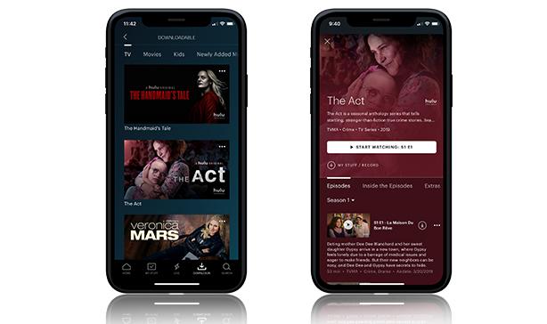 Hulu is finally offering offline downloads 21
